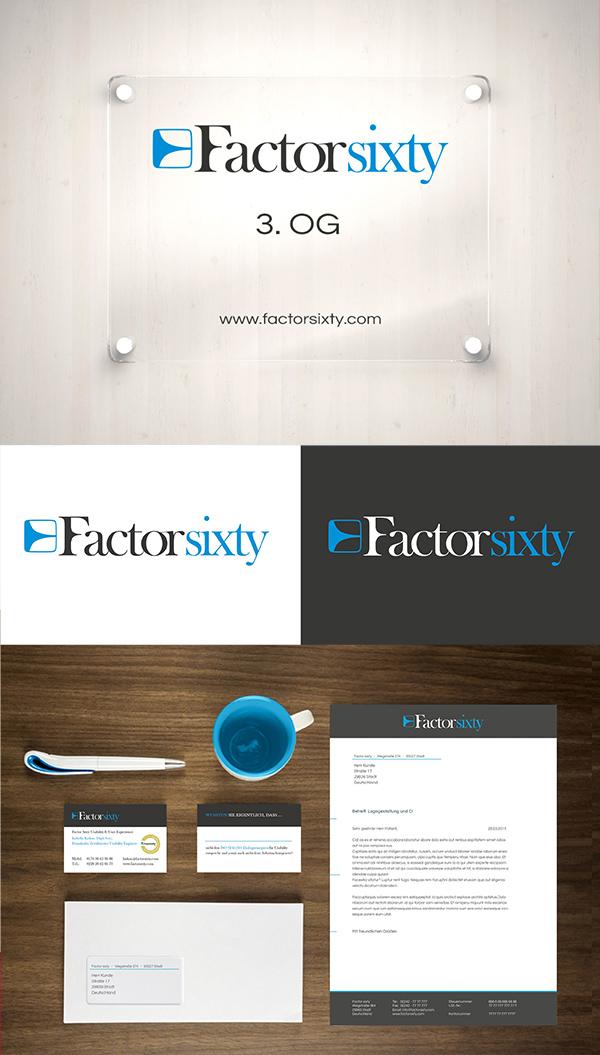 Factorsixty Logo Rebs-Design 2015